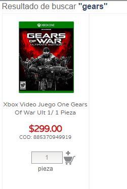 City Club : Forza 5 o gears of wars
