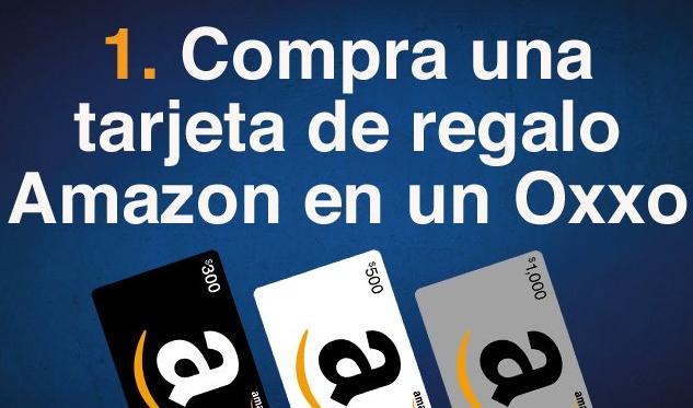 Tarjeta Preparo Amazon