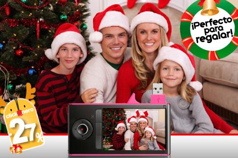 clickOnero: cámara Sony Bloggie Duo $2,199