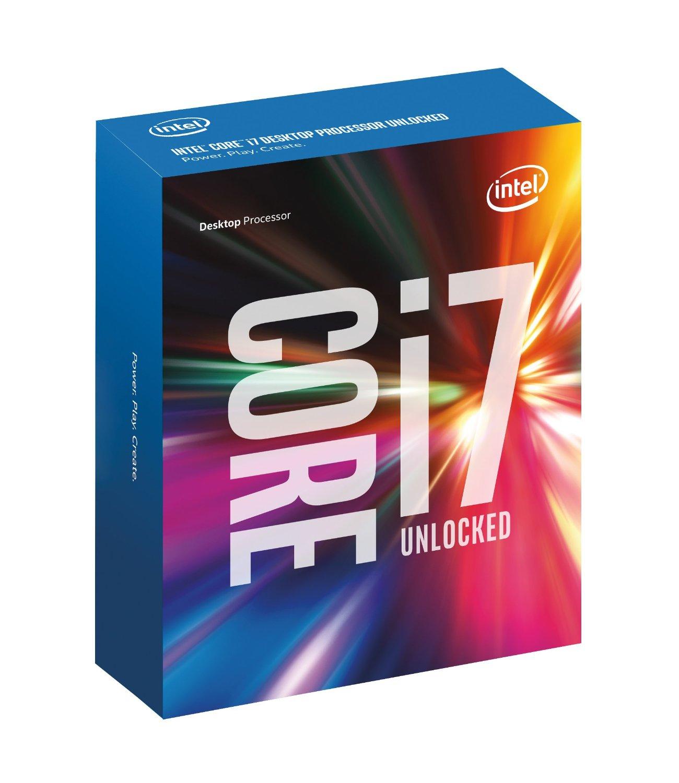 Amazon: Intel Core i7 6700k  ($6,389 con Mastercard)