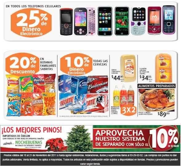 """Ofertas del Buen Fin Soriana Hiper: todas las pantallas plasma 42"""" $5,999, 30% en juguetes y más"""