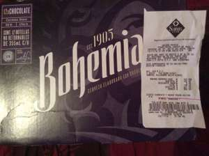 Sam's Club Andares: Bohemia chocolate