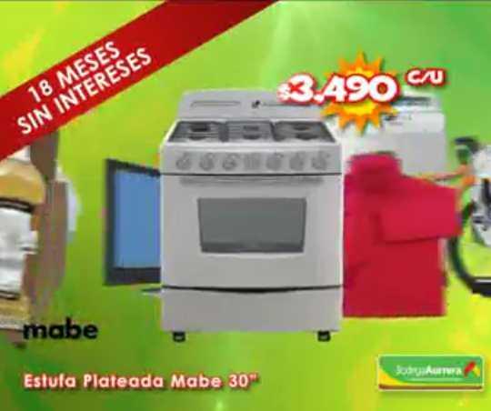 Ofertas del Buen Fin Bodega Aurrerá: estufa, refrigerador o lavadora a $3,490 y más