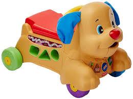 Bodega Aurrerá: juguetes Fisher Price, Perrito camina conmigo $709 y más