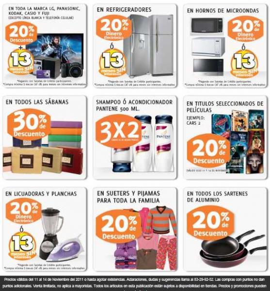 Soriana: 20% de descuento y 13 MSI en tecnología, 20% en monedero en refrigeradores, microondas y más