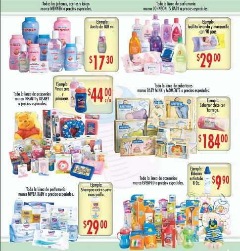 """Folleto Comercial Mexicana noviembre 11 """"quincena del bebé"""""""