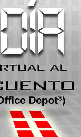 Office Depot: todo al 11% de descuento el 11 de noviembre por internet