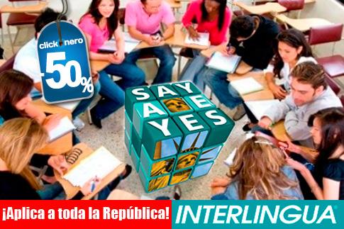 clickOnero: 1/2 precio en Interlingua, kit iPod y iPhone y suscripción Life & Style con tarjeta iTunes
