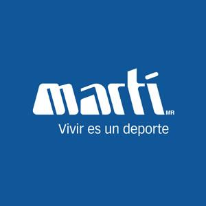 Oferta permanente Martí: 10% de descuento en tienda en línea