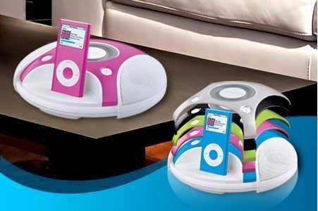 Groupon: bocinas de colores para iPhone de $699 a $349 y envío gratis