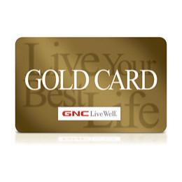 Oferta permanente GNC: 20% de descuento la primera semana del mes con Gold Card