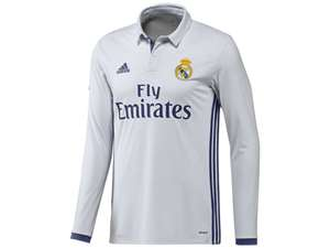 Liverpool: Jersey Real Madrid Adidas Climacool 2016/2017