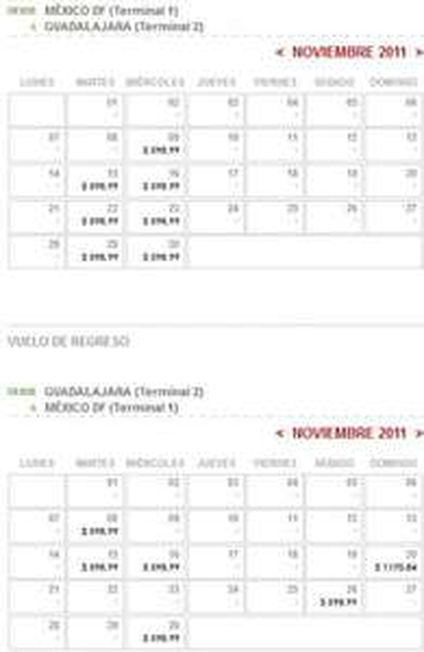 VivaAerobus: todos los asientos a $599 (noviembre y diciembre)