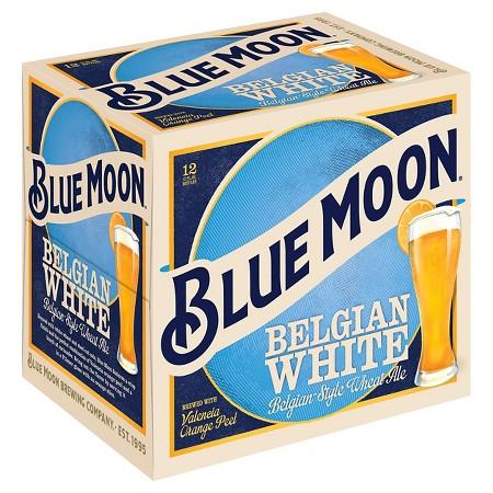 Sam's Club: cerveza Blue Moon Belgian White