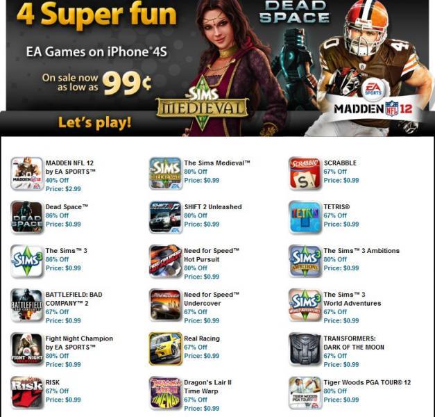 WhatsApp Messenger para iPhone gratis y descuentos de más del 80% en juegos