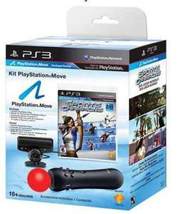 Sears: Kit PlayStation Move a $1,599