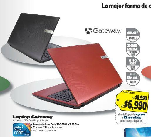 Folleto Best Buy: netbook 2GB RAM $2,875, laptop 3GB RAM $4,195, $800 de descuento reciclando celular
