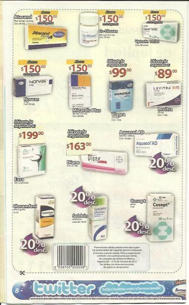 Folleto de ofertas Farmacias ABC: 3x2 en Centrum y Caltrate y más descuentos