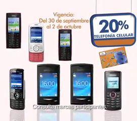 Chedraui: 20% de bonificación en monedero electrónico en telefonía celular