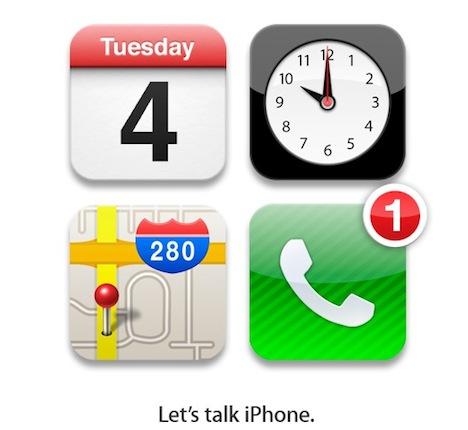 Aconsejamos no comprar iPhone por posibles ahorros con la inminente presentación de iPhone 5 el 4 de octubre.