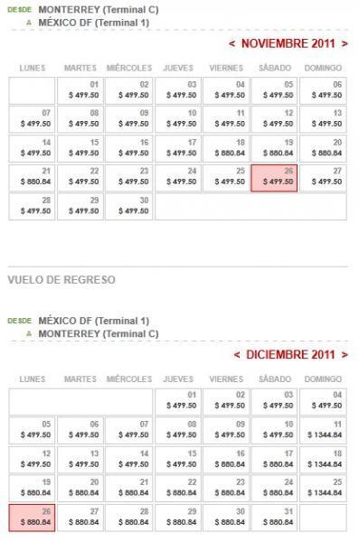 VivaAerobus: $999 por vuelo redondo en noviembre y diciembre