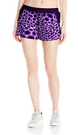 Amazon: Short deportivo de dama, talla Grande