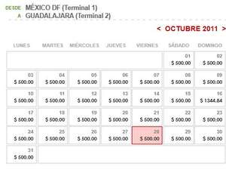 VivaAerobus: desde $500 sencillo precio total en casi todas las rutas