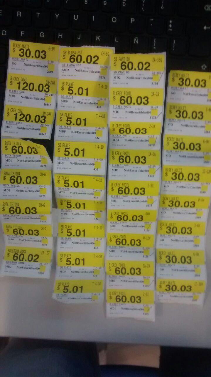 Bodega Aurrerá: varias ofertas desde 5.01 en area de bebes y caballero y dama!
