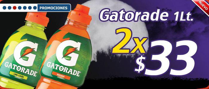 Tiendas Extra: Pepsi Kick gratis al comprar 2 Pepsis, Gatorade 1L 2x$33 y más ofertas