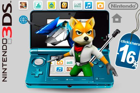 clickOnero: Nintendo 3DS a $2,949