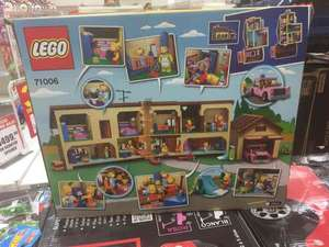 Woolworth: casa de los Simpsons Lego