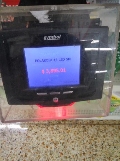 "Walmart: Televisión Polaroid 48"" Smart"