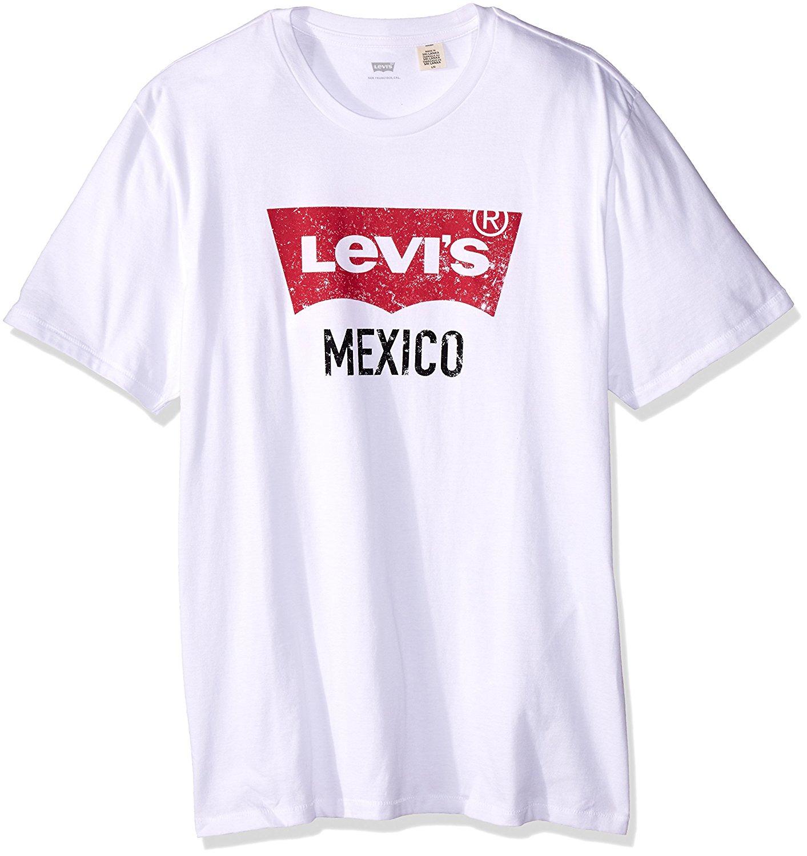 Amazon: Playera para hombre XL Levi's México