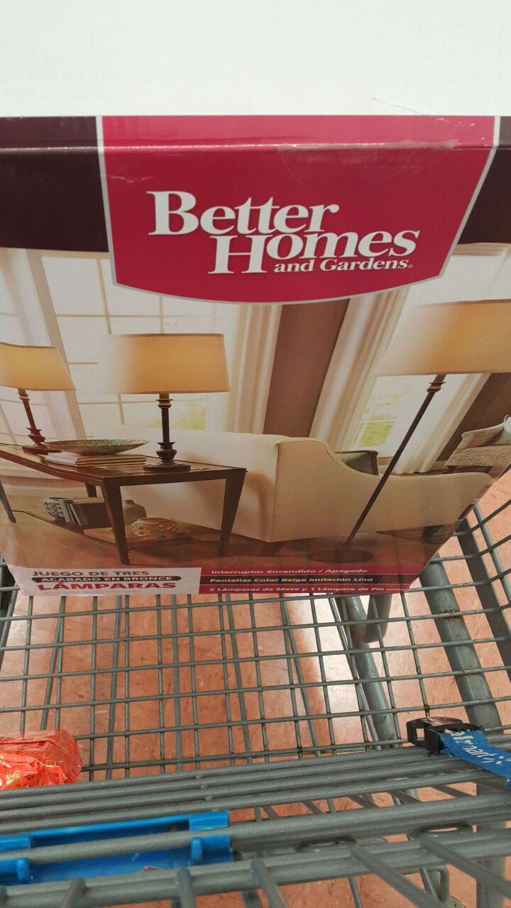 Walmart Merida Paseo de Montejo: TRES lamparas a $799 billetazos