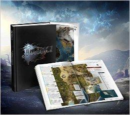 Amazon: Final Fantasy XV: The Complete Official Guide - Pasta dura