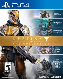 Amazon MX: Destiny The Collection