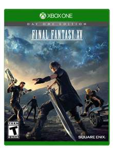 Amazon: Final Fantasy XV XBox One
