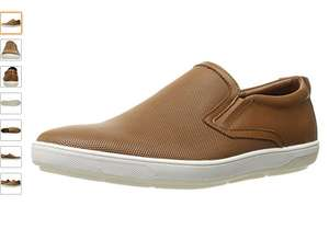 Amazon Mx: Bonitos Tenis/Loafer Calvin Klein, Talla 5 Mexicano.