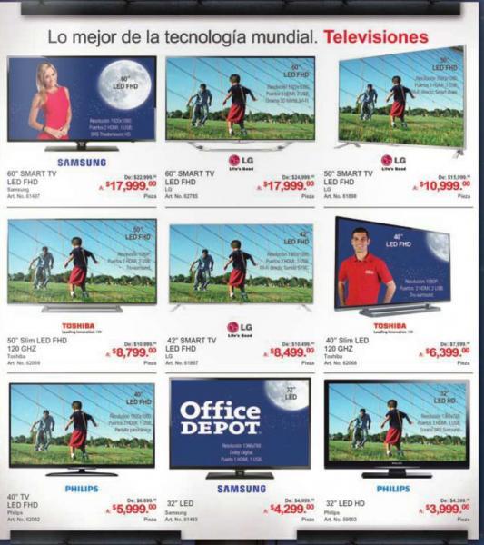 Venta nocturna Office Depot junio 11: actualizado con ofertas completas