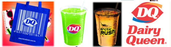Dairy Queen MTY: malteada, arctic rush y mochila ecológica $28 con Cuponzote