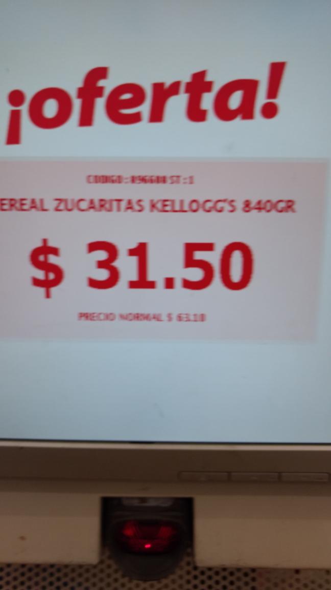 Farmacias Guadalajara: Cereales kellogg's al 50%