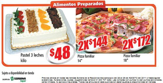 Soriana: Choco Krispis 750gr $38, tintes Nutrisse $39.50 y más