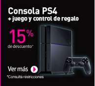 """Liverpool: PS4 con control extra y juego $6,799, pantalla 4K 3D LG de 55"""" $22,399 y más"""