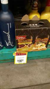 Bodega Aurrerá: Crema Whisky Glenbays 750 ml. más 1 Crema Whisky Glenblays Banana 750 ml a $196.03