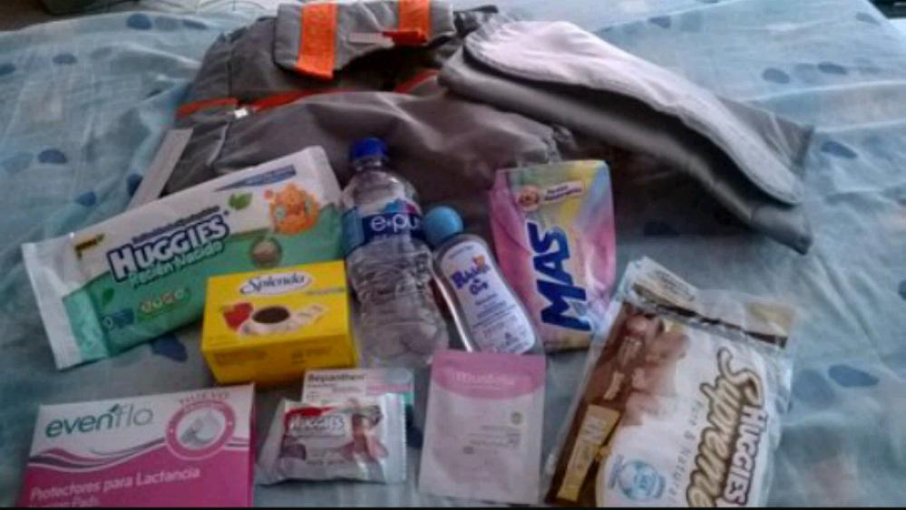Sears: regalos para recién nacidos contratando mesa de regalos