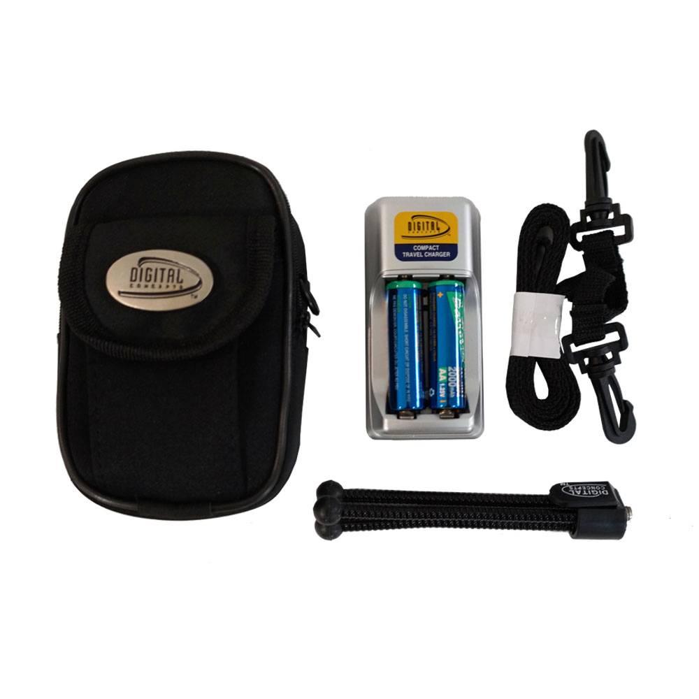 Walmart en línea: Kit para cámara incluye baterías AA con cargador