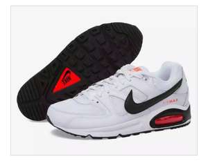 Coppel: Tenis Nike Air Max Comand