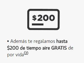 AT&T o Unefon: Cambiate a AT&T o Unefon y te regalan $200 de por vida realizando portabilidad