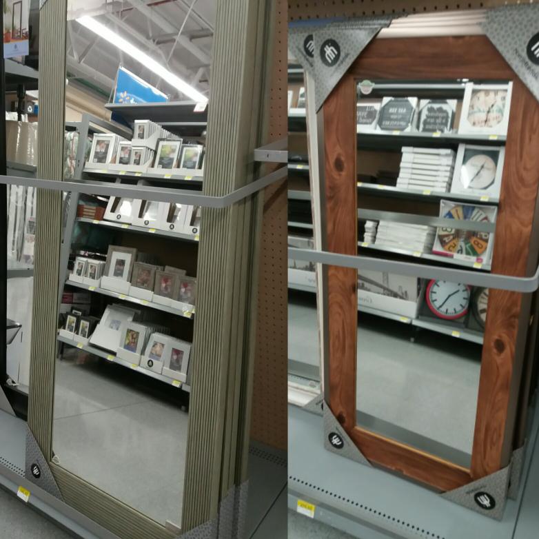 Walmart espejos en su segunda liquidaci n a y for Espejos en oferta