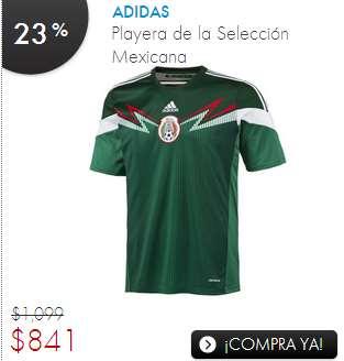 Linio: jersey de México $841 y Galaxy Note 3 $7,224 con American Express